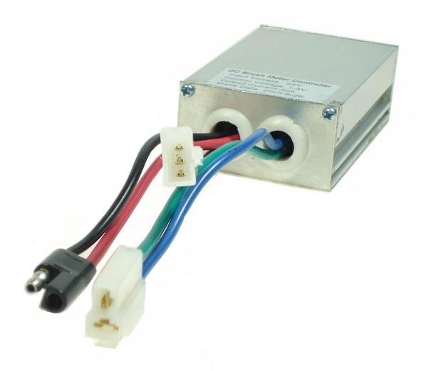 Currie 24 Volt 30A 3-Pin Controller (350 Series Schwinn, GT, IZIP