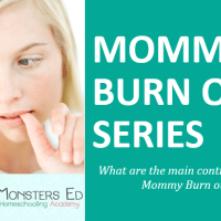 Mommy Burn Out ~ What are the main contributors to Mommy Burn out