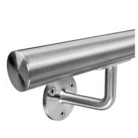 Stainless Steel Handrail Stair Railing Wall Mounted