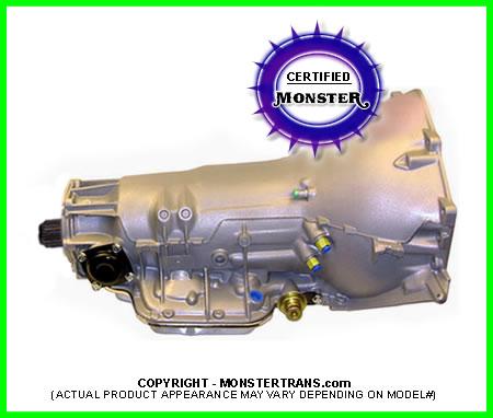 Turbo 400 TH400 Transmission 4x4 Heavy Duty 4WD, TH400 Free Shipping
