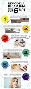 6 tips para remodelar tu hogar