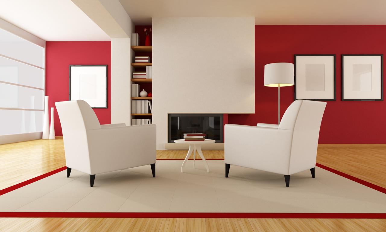 Viste las paredes con pinturas a bajo costo an mate - Impermeabilizar paredes interiores ...