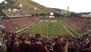 Zadick.Washington Grizzly Stadium