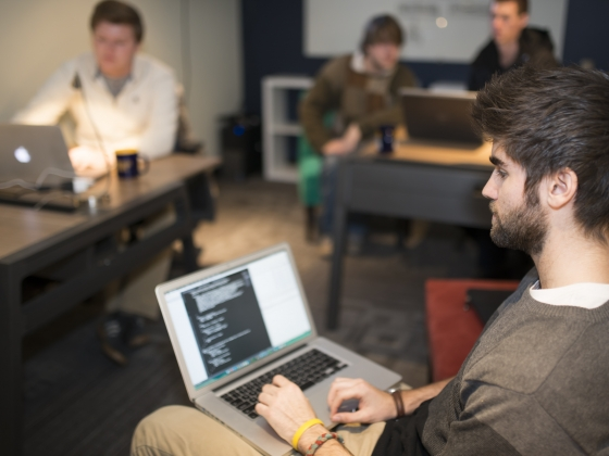 MSU students partner with local companies on \u0027Software Factory\u0027 project - computer scince projects