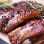 Baked Elk Ribs Recipe