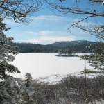 Ice is Forming for Winter Anglers