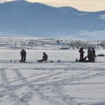 Helena Area Reservoirs Ice Fishing Report 1/30/2012