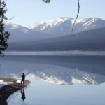 Northwest Montana Fishing Report: From Chancy at Snappys 2/20/2012