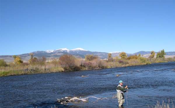 Cooler Water Means More Action for Fishing: Helena Area Outdoor Report