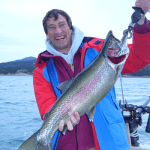Fishing For Big Rainbows On Lake Koocanusa 