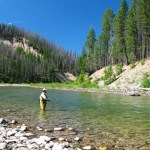 Lots of Open Water in the Northwest and North Central Montana Fishing Report