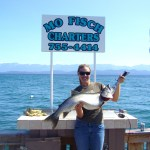 Good Fishing In the Flathead Lake Fishing Report: 5/16/2012