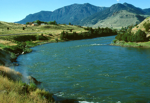 Great Dry Fly Fishing Opportunities in the Bozeman Area Fishing Report: 7/10/2012