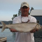 Whitefish Bite? Captain's Column
