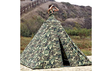 Camo-Fashion Mistakes – Camouflage Clothing Taken Too Far