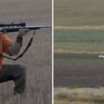 390 Yard Antelope Shot By The Captain [Video]