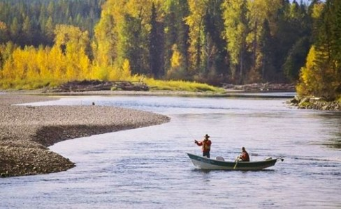 flathead river fishing