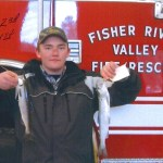 Results from the Fisher River Valley Fire Department Fishing Tournament