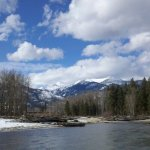 First Montana Fly Fishing Report of the Year by Scott Anderson