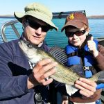Sauger Steve and Crew Successfully Fish Fort Peck for Walleye