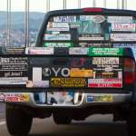 Montana's Top Ten Hunting and Fishing Bumper Stickers
