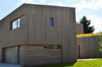 Mountain Modern Architecture uses AquaFir Siding ...
