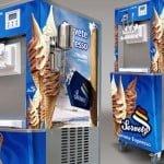 Aluguel de maquina de sorvete