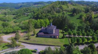 Santuario della Madonna di Brasa - Castel d'Aiano (Bo) - di Claudio Leoni