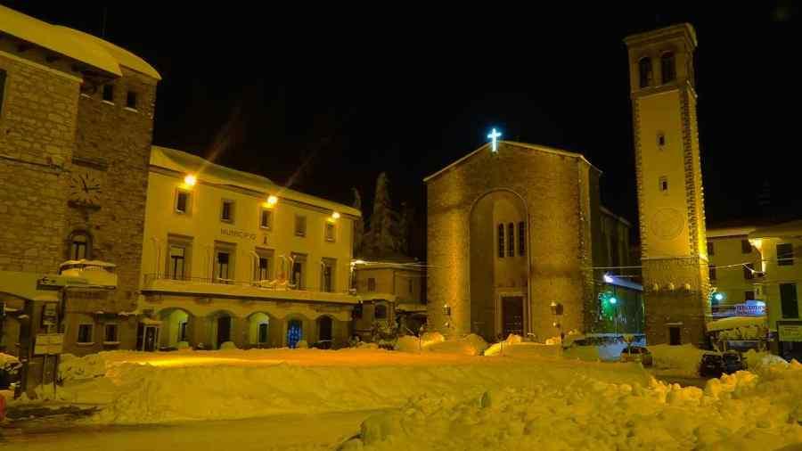 La nevicata perfetta 2015