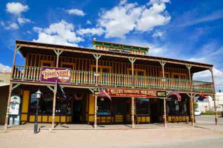 Tombstone - Arizona - di Claudio Leoni