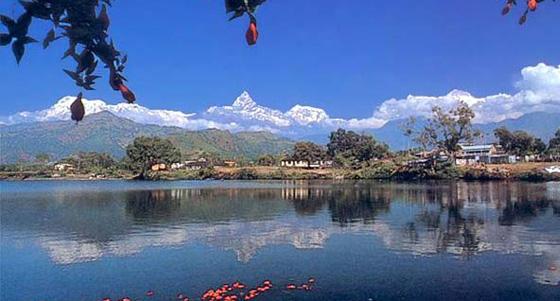 Hd Wallpaper Monsoon Pokhara Valley Tour Pokhara Sightseeing Pokhara Tour