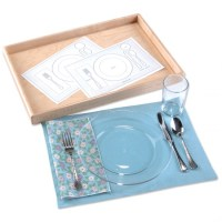 Table Setting & Serving - Montessori Services