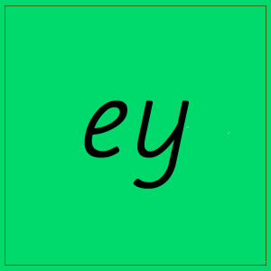 ey - sounds