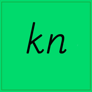 kn sound with letters