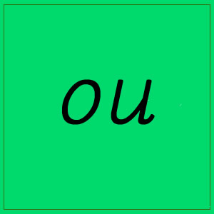 ou - sounds