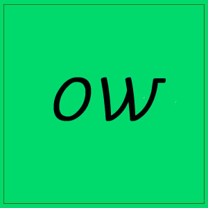 ow - sounds