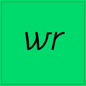 wr- sounds