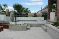Modern Pool Deck Tiles - Montreal Outdoor Living