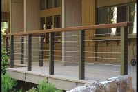 Modern Deck and Deck Railing Ideas - Montreal Outdoor Living