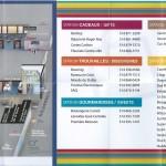 Halles de la Gare - Carte des magasins