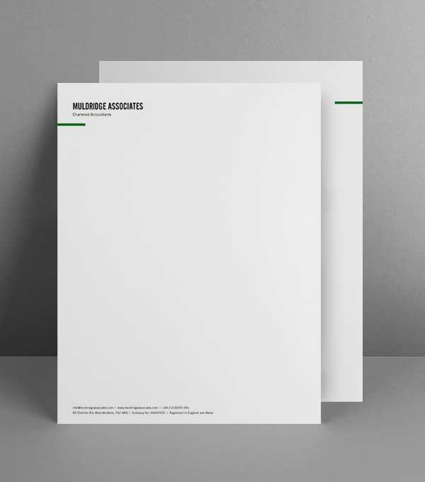 Customizable Letterheads Design Templates MOO US