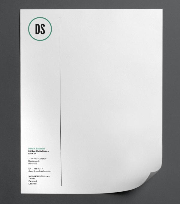letterhead examples design - Josemulinohouse