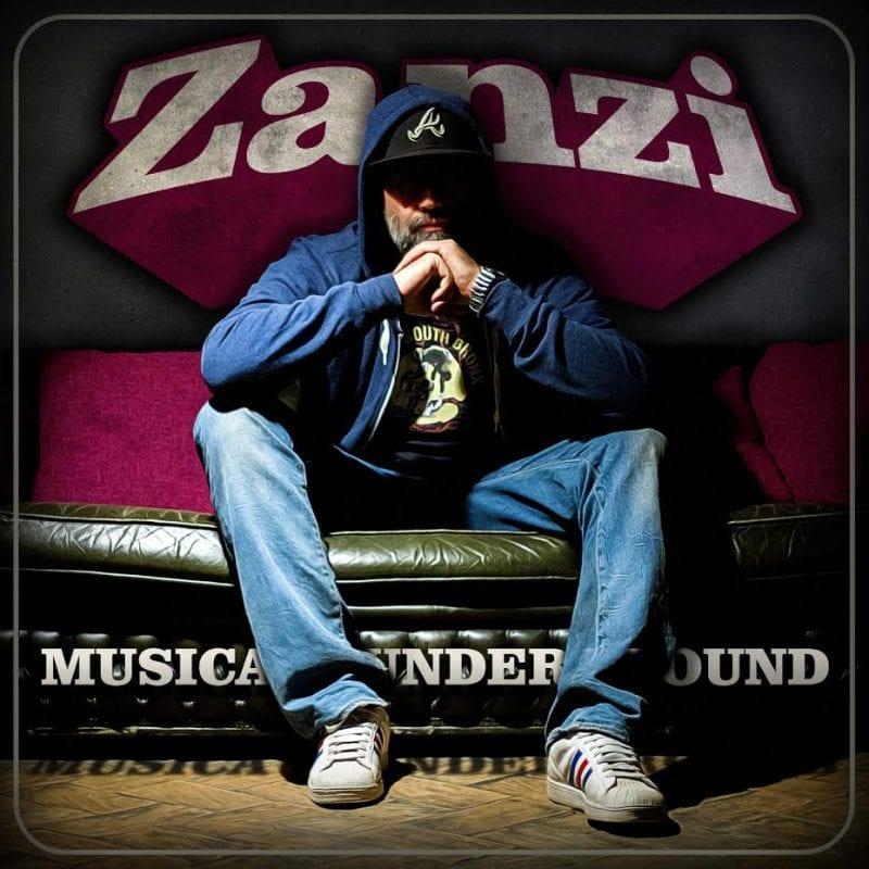 """Il nuovo disco di Zanzi, """"Musica underground"""""""