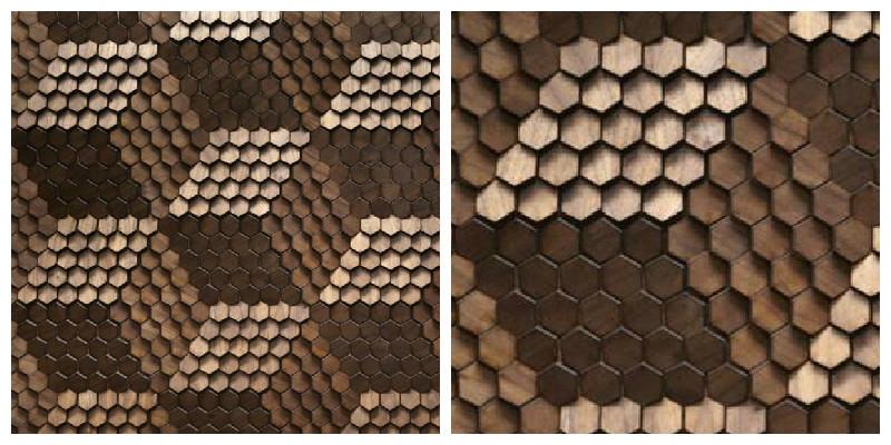 Texture Variations in Interior Design - Moody Monday