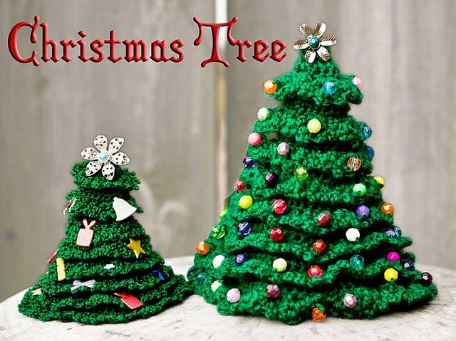O Christmas Tree, Crochet Christmas Tree! - moogly