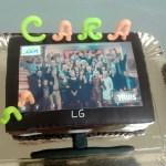 Thuis taart op tv