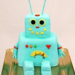 robottaart 3D