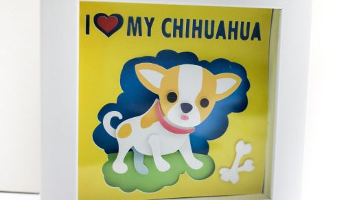 i-love-my-chihuahua-3d-multi-layered-papercut-art-thumb