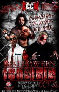 Halloween Hell Surrey