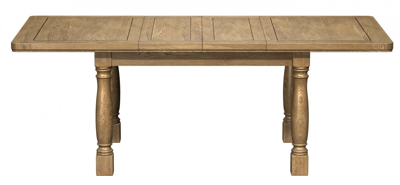 Copeland Rectangular Extending Dining Table From Tannahill